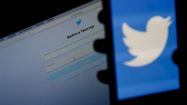 Twitter-Login in Russland
