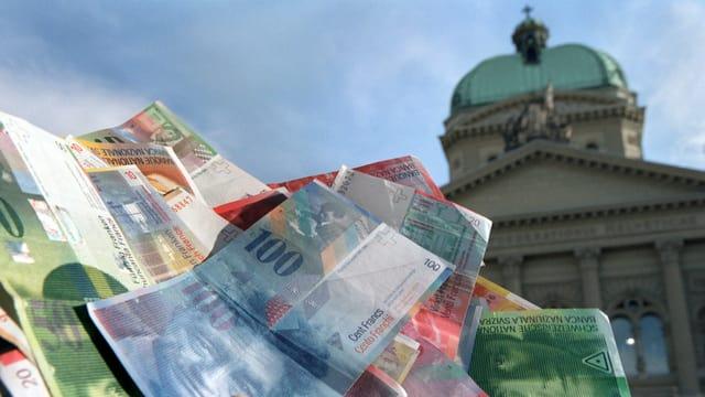 chasa federala e bancnotas davanttiers