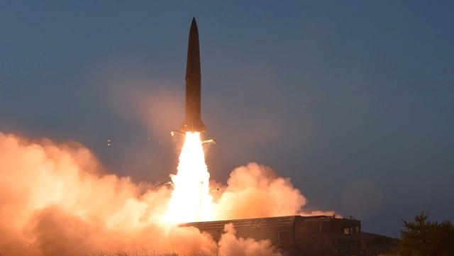 Raketenstart vom 26. Juni 2019
