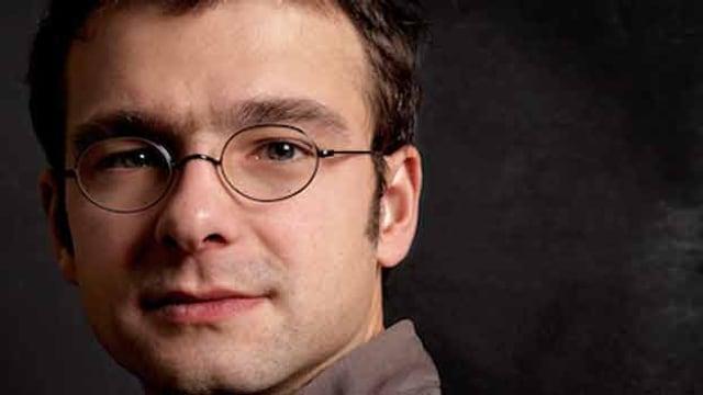 Porträt von Wolfgang Bauer