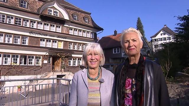 Video «Kanton St. Gallen – Tag 5 – Gasthaus Rössli, Mogelsberg» abspielen