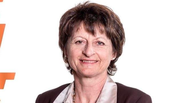 Purtret da Silvia Casutt-Derungs