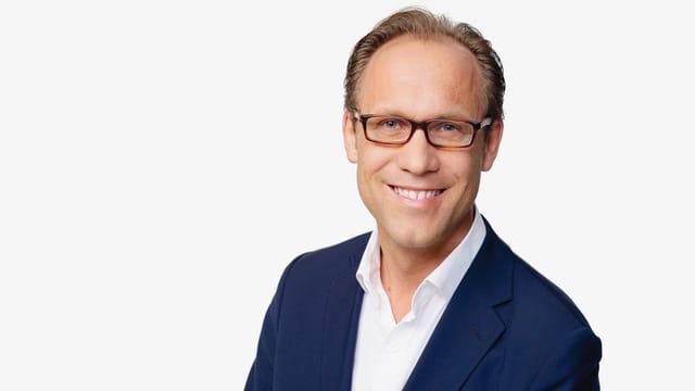 «Persönlich»-Gastgeber Christian Zeugin.