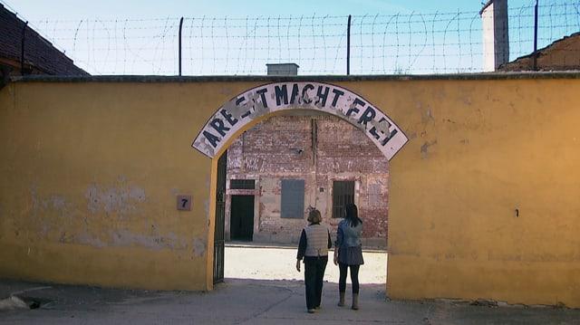Video «Nie wieder Theresienstadt!» abspielen