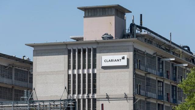 In edifizi da Clariant.