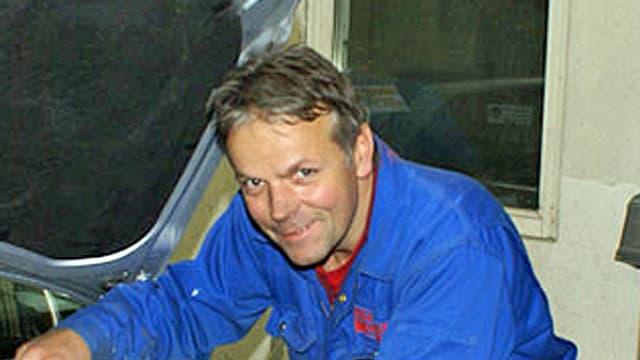 Porträt Rudolf Schweizer
