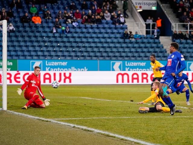 Im Cup-Viertelfinal treffen Luzern und die Young Boys aufeinander.