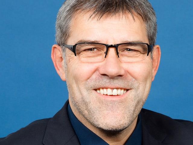 Porträt von Eric Nussbaumer.