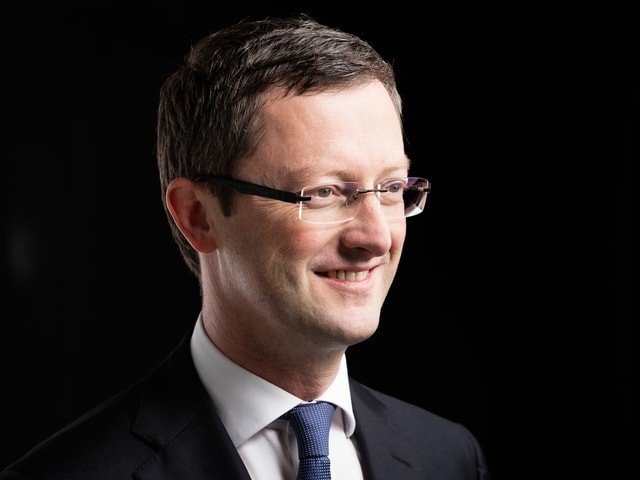 SVP-Nationalrat Peter Kell