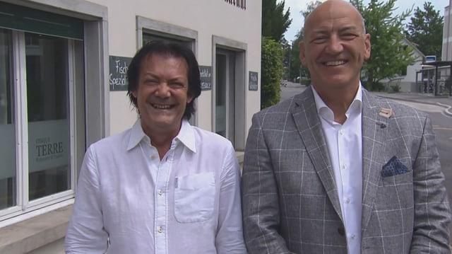 Video «Gewinner Spezial – Tag 5 – Restaurant Cinque Terre, Uetikon» abspielen