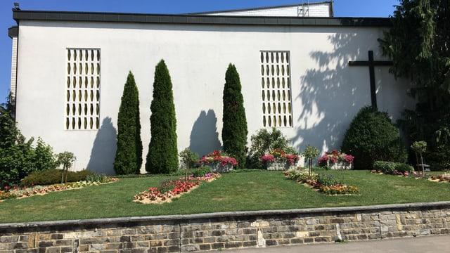 Kirche der St.Michaelsvereinigung in Dozwil.