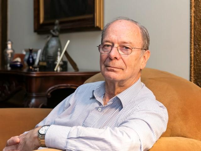 Porträt Ibron Areso