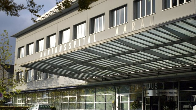 Das KSA möchte einen höheren Basispreis als das Kantonsspital Baden verrechnen können.