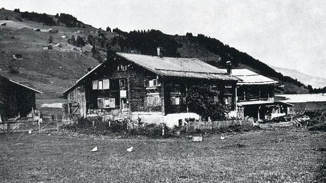 Chasa paterna da G.H. Muoth a Breil
