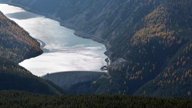 Stausee Lago di Livigno
