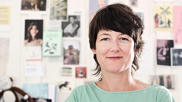 Porträt Lika Nüssli.