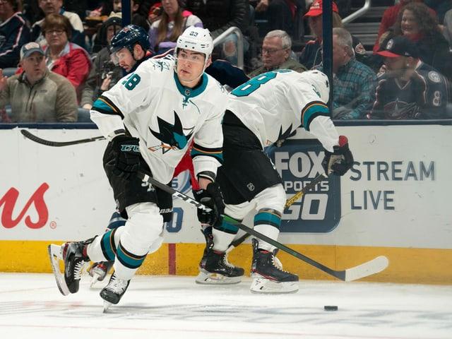 Eishockey-Spieler