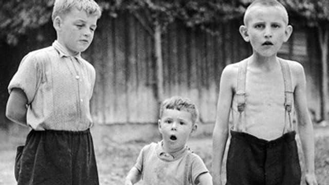 Drei ehemalige Heimkinder auf dem Sonnenberg in Kriens