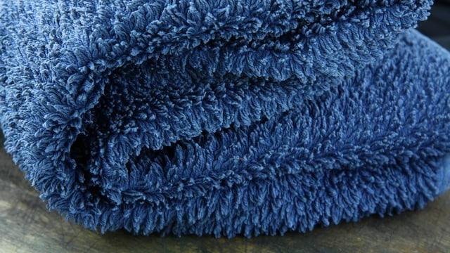 Wie Handtücher wieder flauschig werden