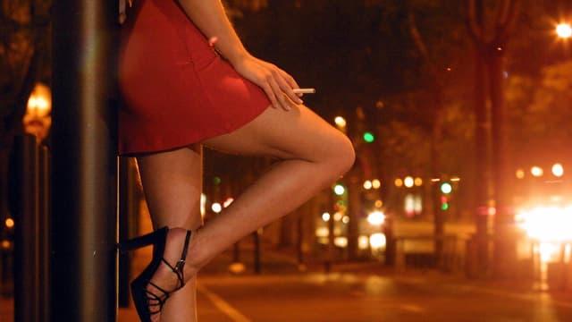 Video «Prostitution – abschaffen oder anschaffen?» abspielen