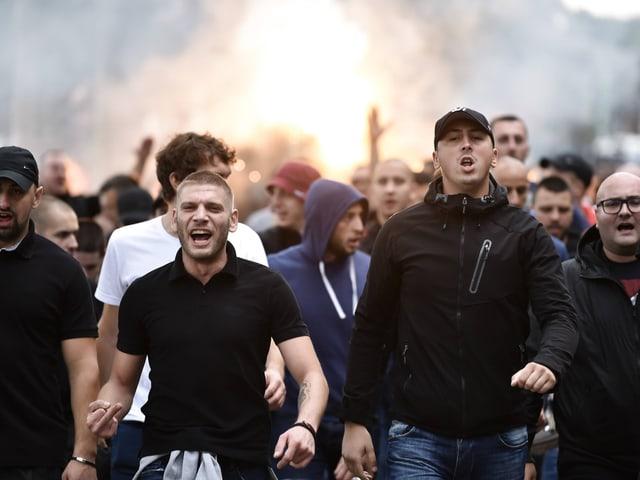 Belgrader Fans