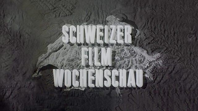 Video «Schweizer Filmwochenschau vom 7.6.1957» abspielen