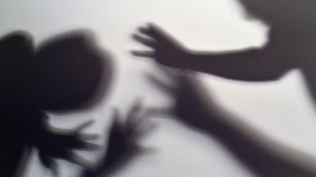Schatten eines gewaltsamen Konflikts