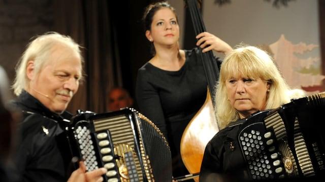 Video «Goldener Violinschlüssel für Heidi und Ruedi Wachter-Rutz» abspielen