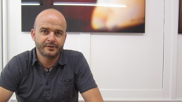 Norbert Cavegn, il nov president da l'Hotel Pellas SA.