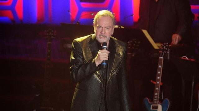 Neil Diamond, il 2018, tar in da ses ultims concerts