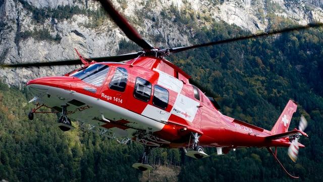 nov helicopter da la REGA