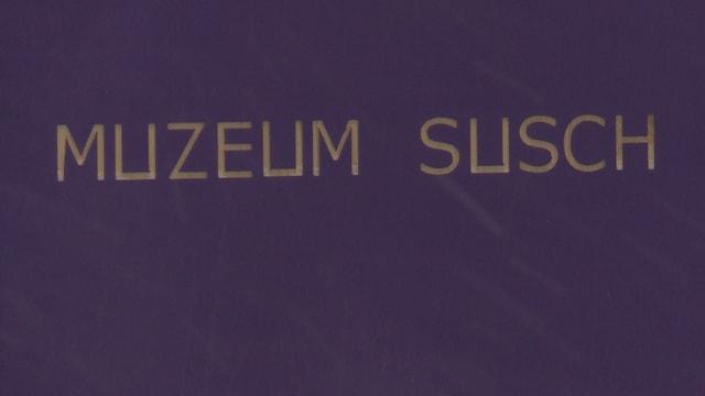 inscripziun Muzeum Susch