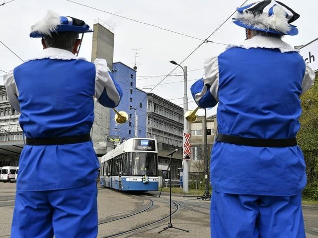Das Flexity-Tram