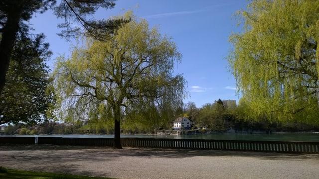 Am 15. April gab es in der Nordwestschweiz den ersten Sommertag mit mehr als 25 Grad.