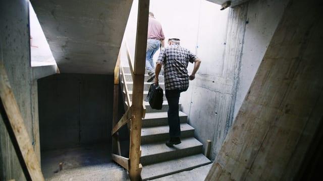 Baustellen werden häufig besucht bei Kontrollen auf dem Arbeitsmarkt.
