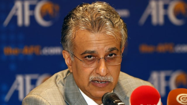 Il schaic dal Bahrain Salman bin Ibrahim Al-Khalifa.