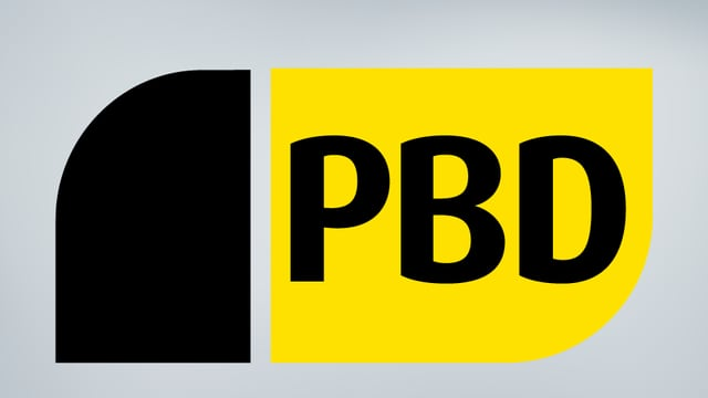 Il maletg mussa il logo da la PBD