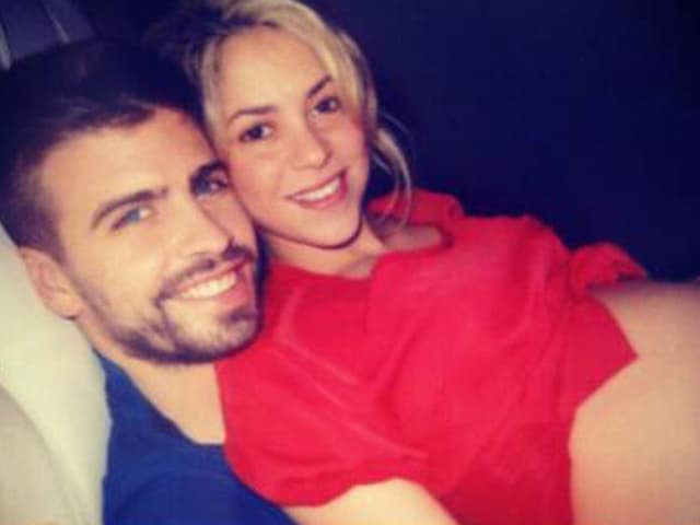 Gerard Piqué und Shakira