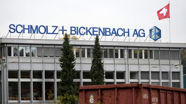 Hauptsitz von Schmolz und Bickenbach