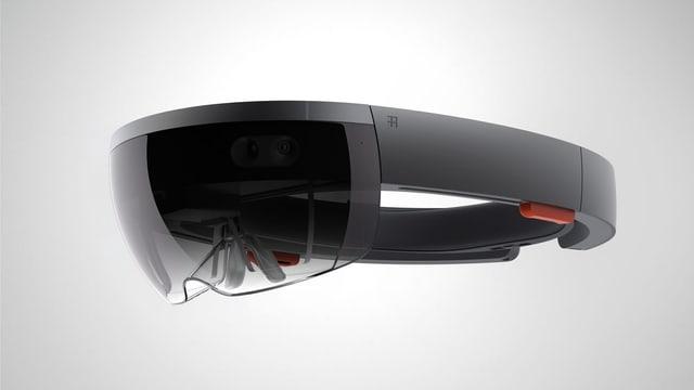 Die Computerbrille Hololens von Microsoft.
