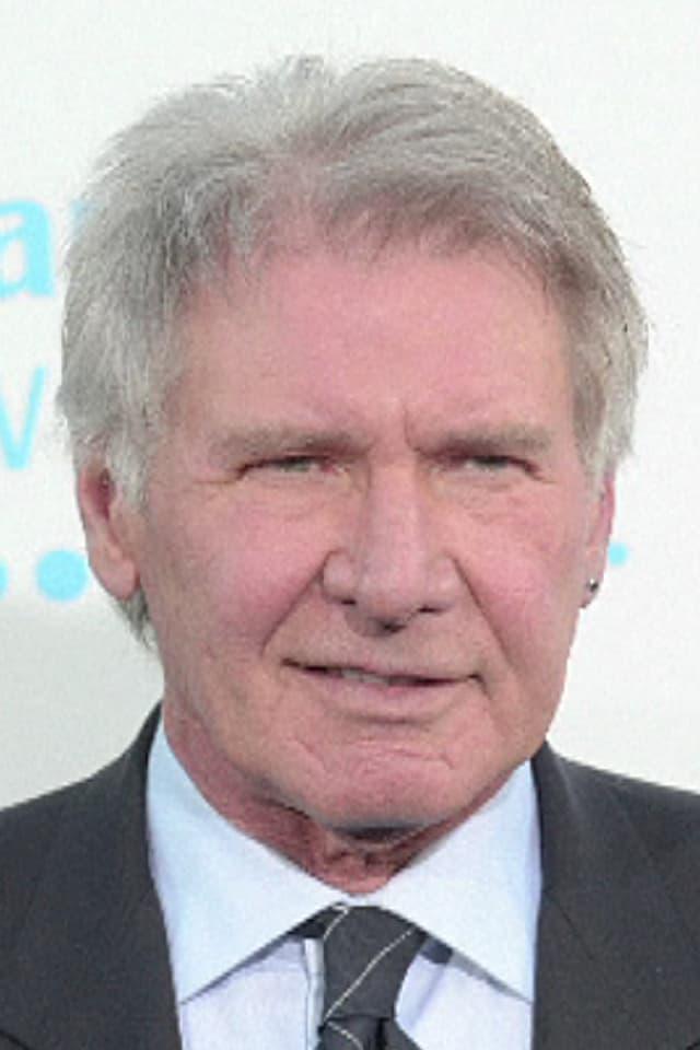 Porträt von Harrison Ford