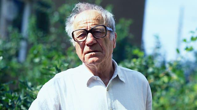 Oscar Peer war einer der bedeutendsten Autoren der rätoromanischen Schweiz.