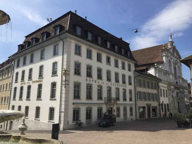 Elegantes altes Hotel