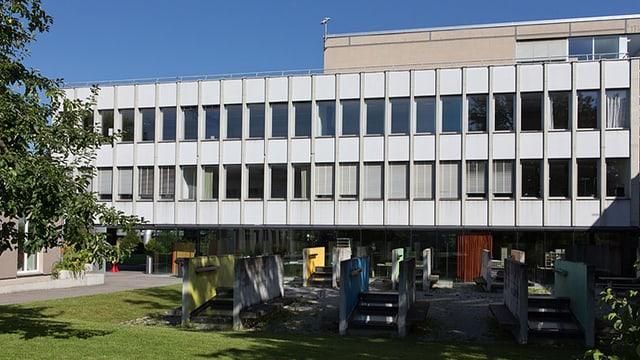Das «Tech» in Burgdorf.