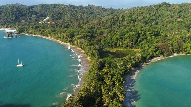 Video «Costa Rica – Paradies zwischen zwei Ozeanen» abspielen