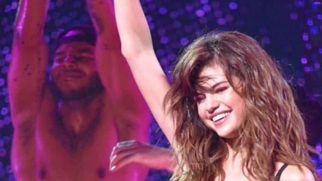 Rodney Chonia tanzt mit Selena Gomez