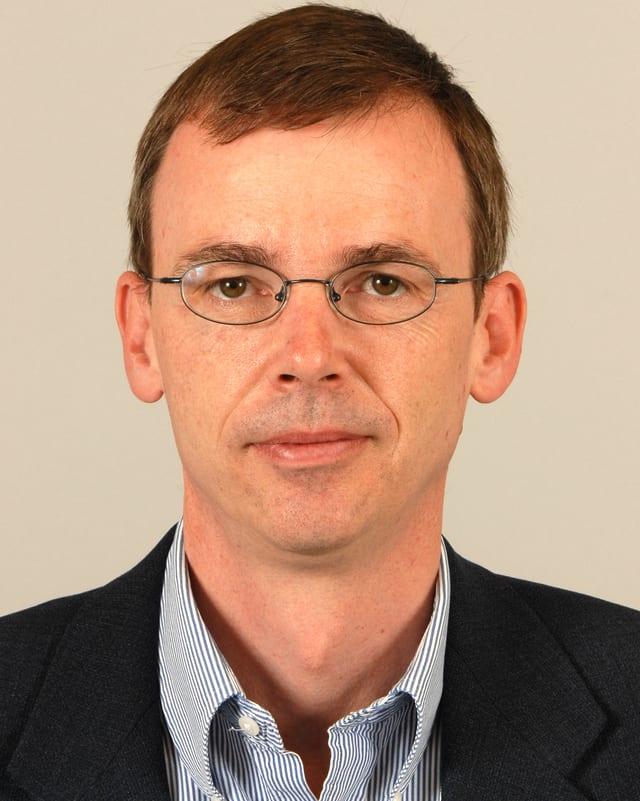 Stefan Mogl: Chef des Fachbereichs Chemie beim ABC-Labor Spiez und Vorsitzender des wissenschaftlichen Beirats der OPCW.