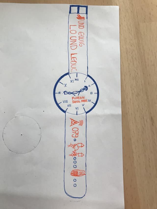 Lo & Leduc Uhr
