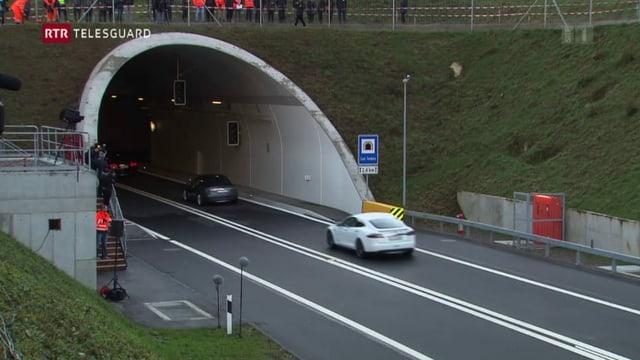 Tunnel San Fedele