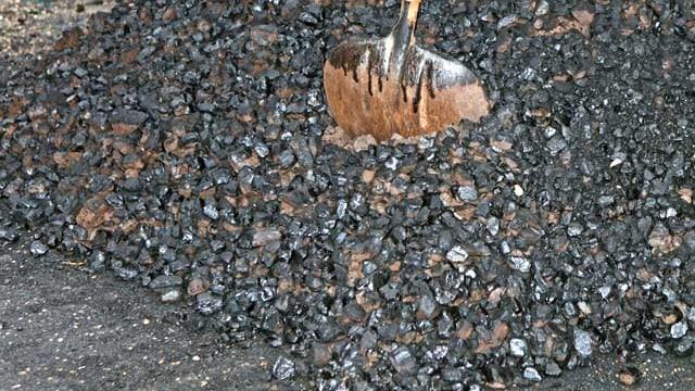 Ein Haufen Kohle